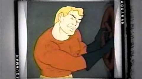 Cartoon Network Superfriends Promo 1997
