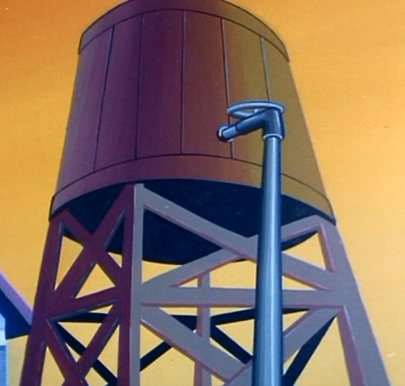 Dairy Land Water tower