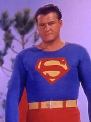 Superman George Reeves (Peril by Sea, 1956)