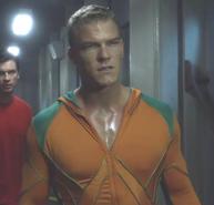 Aquaman (Smallville, S10 E9 - Patriot)