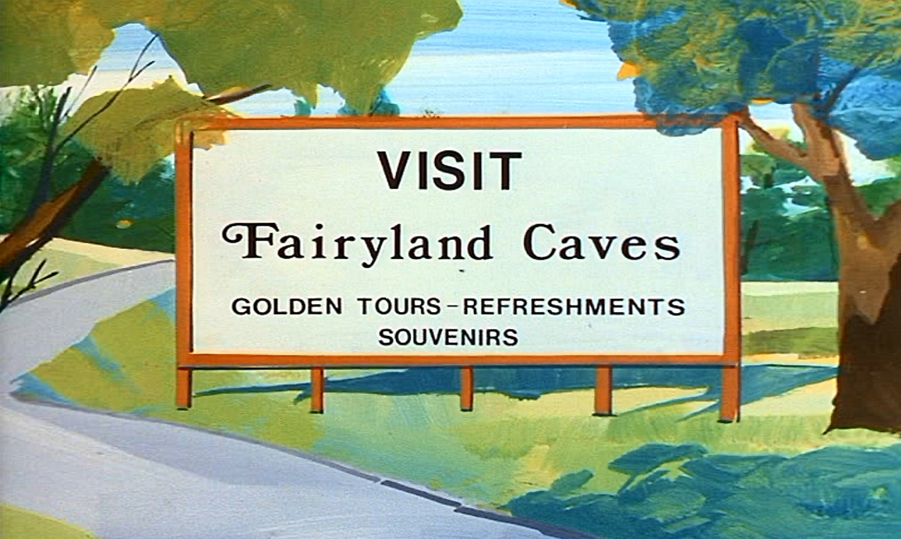 Fairyland Caves