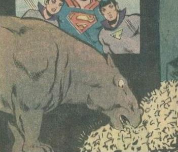 Kryptonian Metal-Eater