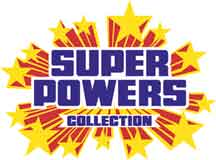 Super Powers toyline and products