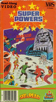 Super Powers (Kid Stuff series)