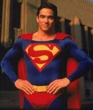 Superman Dean Cain (Lois and Clark)