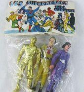 Star Wars three pack (Super Powers figures)