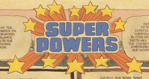 Super Powers, Part One