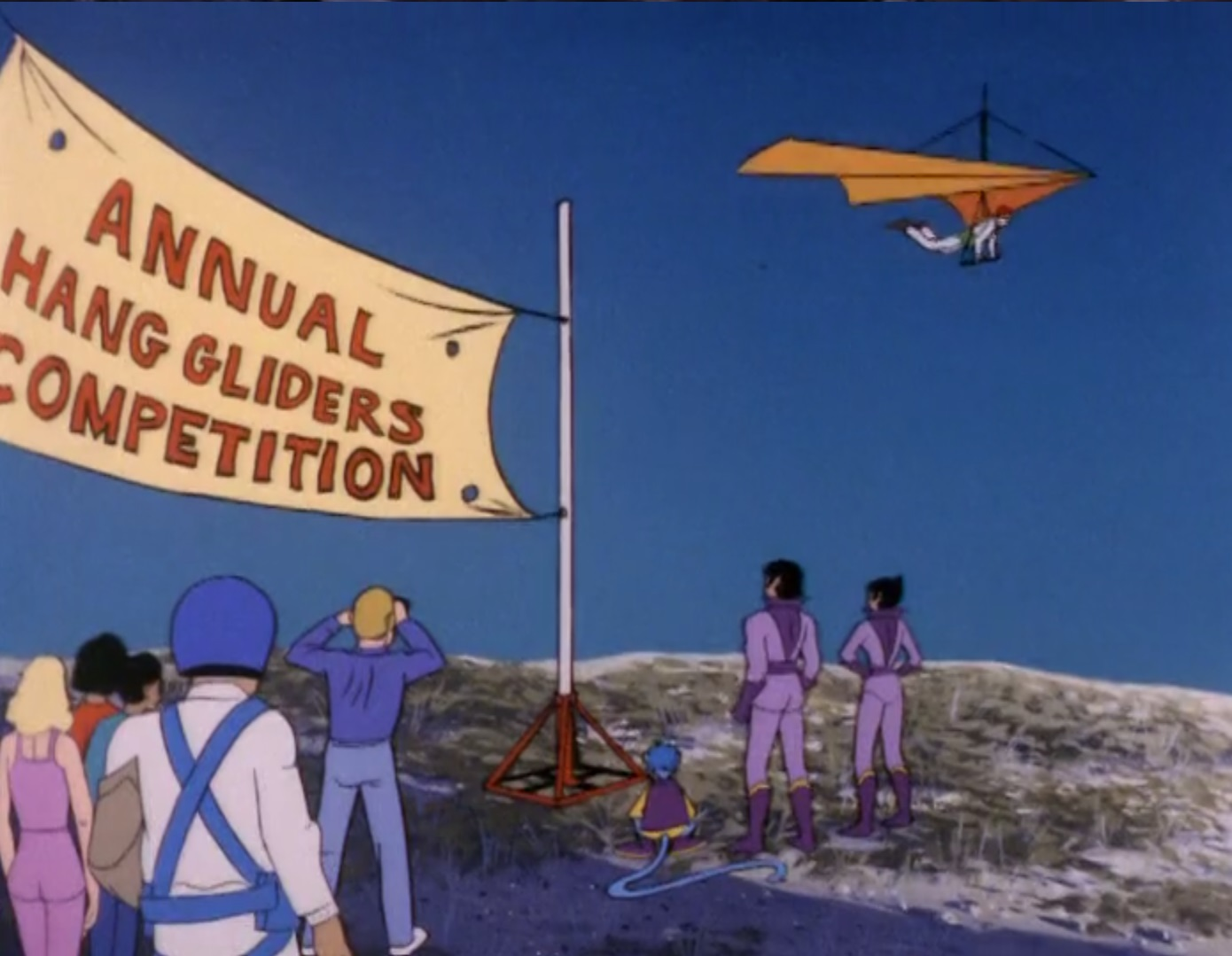 Annual Hang Gliders Competition
