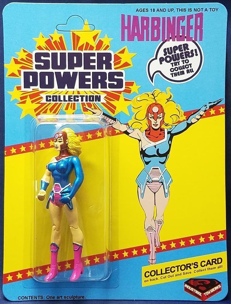 Harbinger (Super Powers figure)