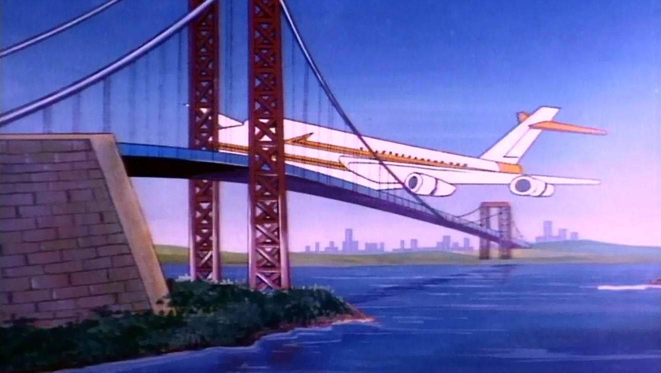 FRERP airplane