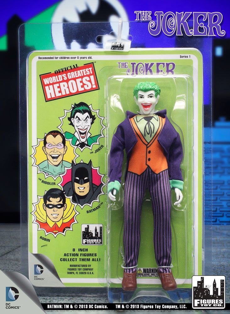 Joker (World's Greatest Heroes! figure)