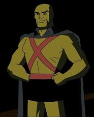 Martian Manhunter (JLA New Frontier)