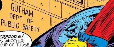 Gotham Department of Public Safety