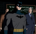 Batman, Outfit 2 (The New Frontier)