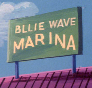 Billie Wave Marina