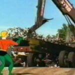 Aquaman Dance Party - ADP8 - Car Impound Lot