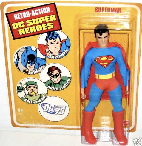 Superman (Retro-Action figure)