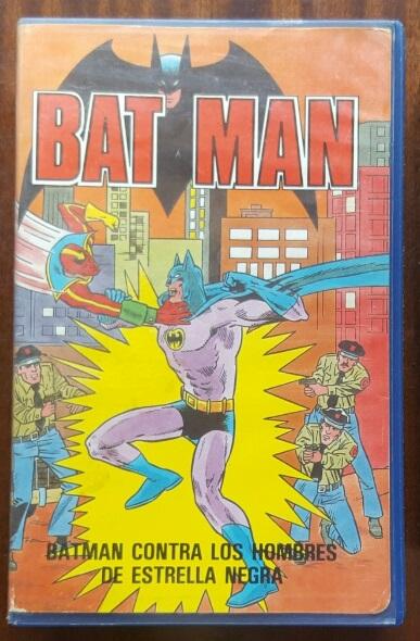 Batman Contra Los Hombres De Estrella Negra