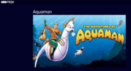 Aquaman on HBO Max