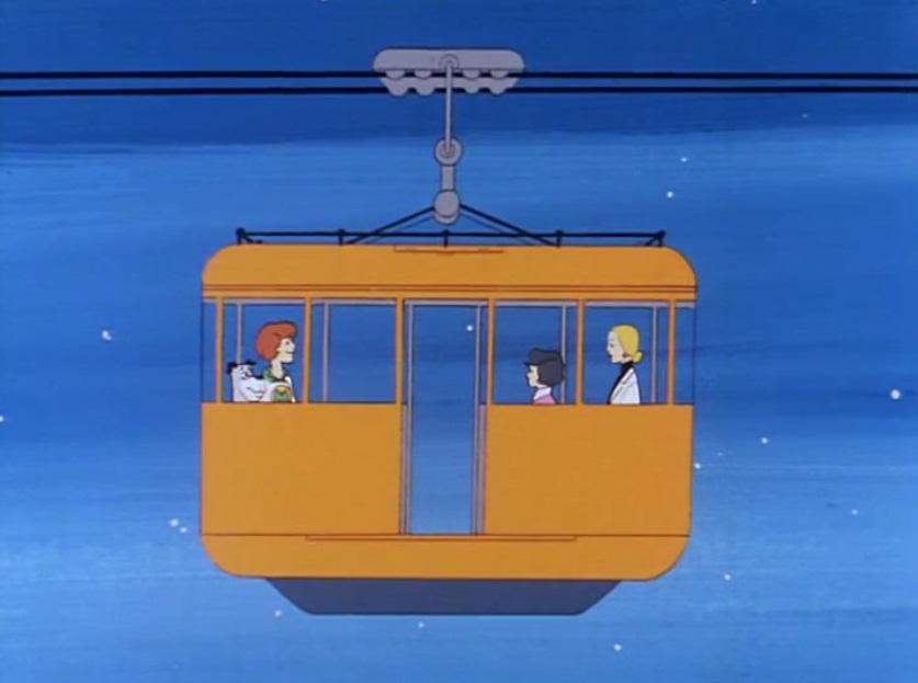 Cable car (The Shamon 'U')