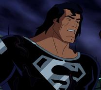 -2007- Superman, Black (Superman - Doomsday)