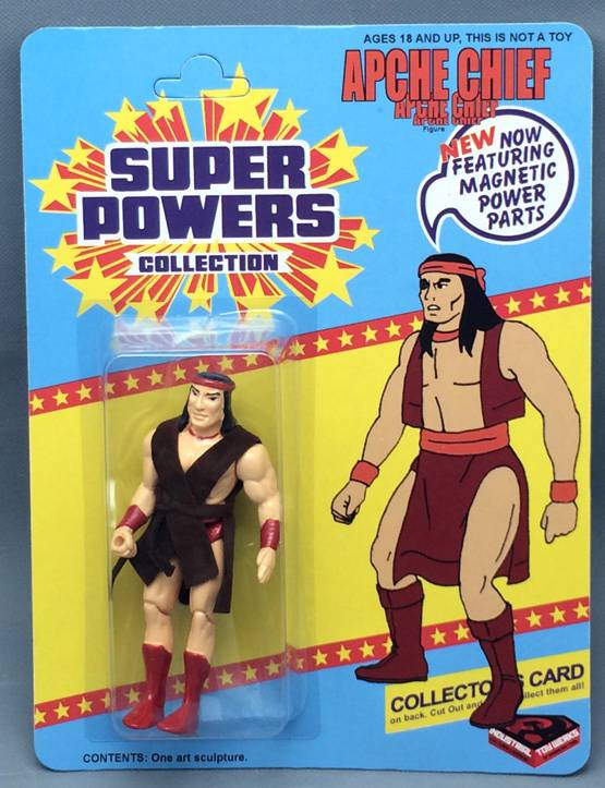 Apache Chief (Super Powers figure)
