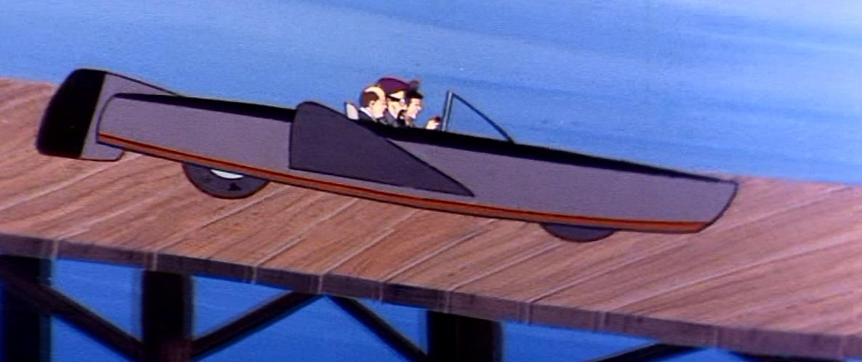 Amphibi-car