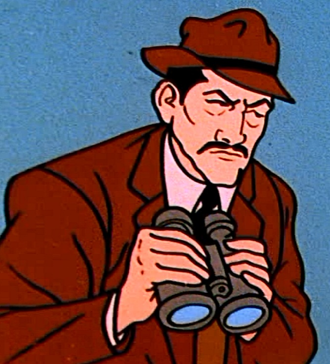 Toyman's Lookout guy