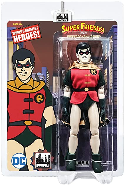 Universe of Evil Robin (Official World's Greatest Heroes! figure)