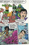 Wizard Super Friends Comic
