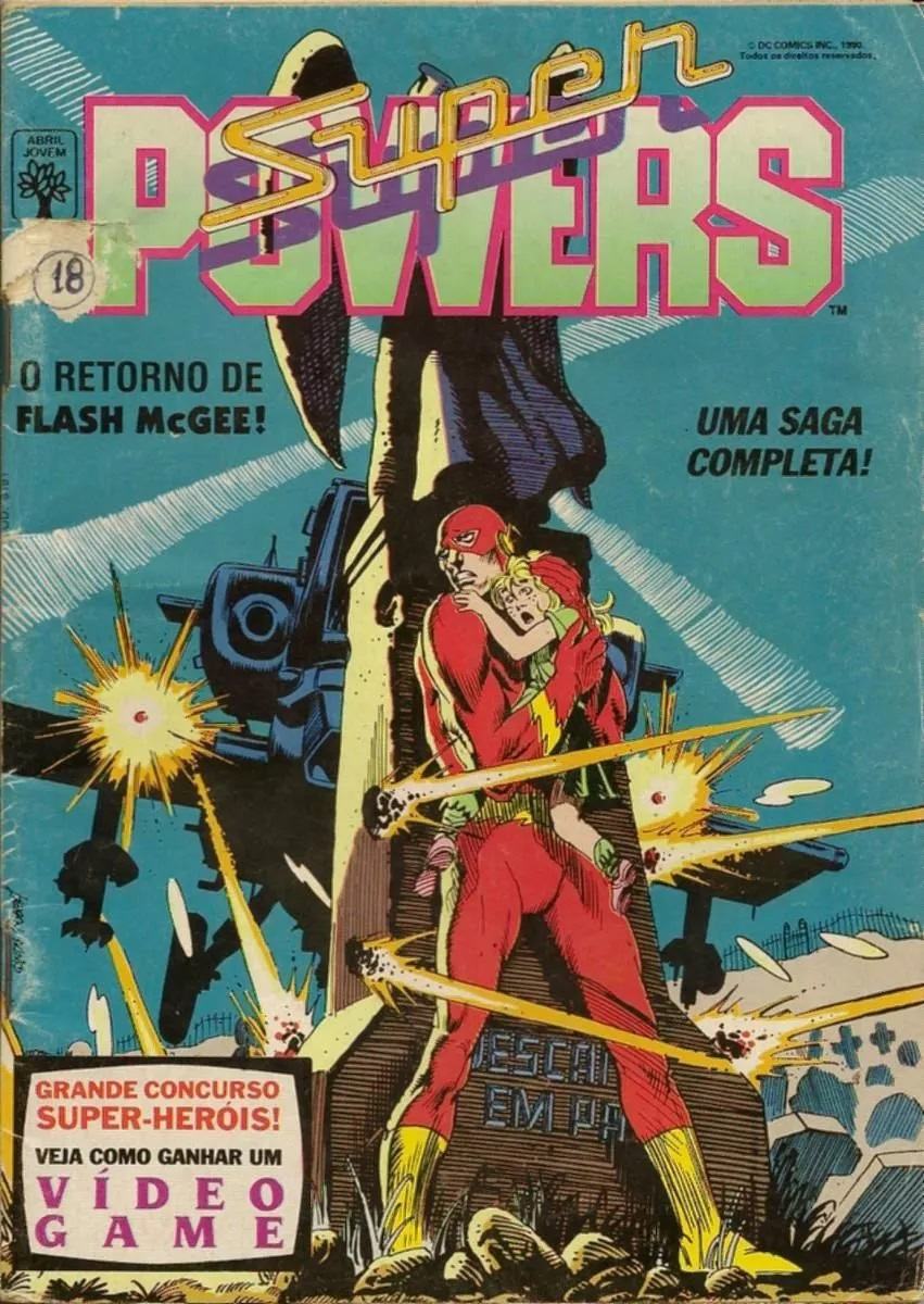 Super Powers Vol 4 18