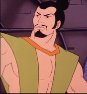 Samurai (09x07 - Escape from Space City).png