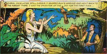 Rima (Classic Illustrated, 1951)