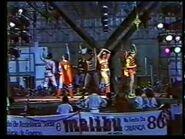 SOMOS TODOS SUPER AMIGOS - Super Heróis - Parque do Anhembi c- Ronnie Von (1980)