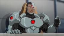 (2015) Cyborg Shemar Moore (DCAMU Throne of Atlantis)