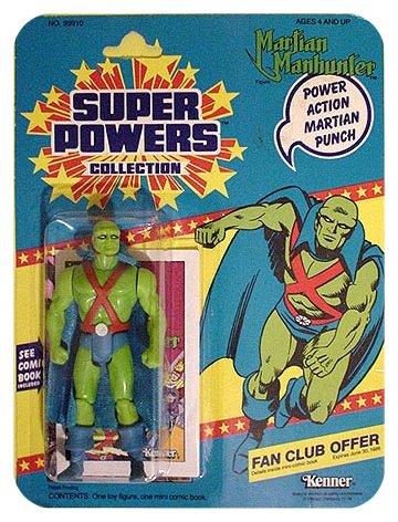 Martian Manhunter (SuperPowers Figure)