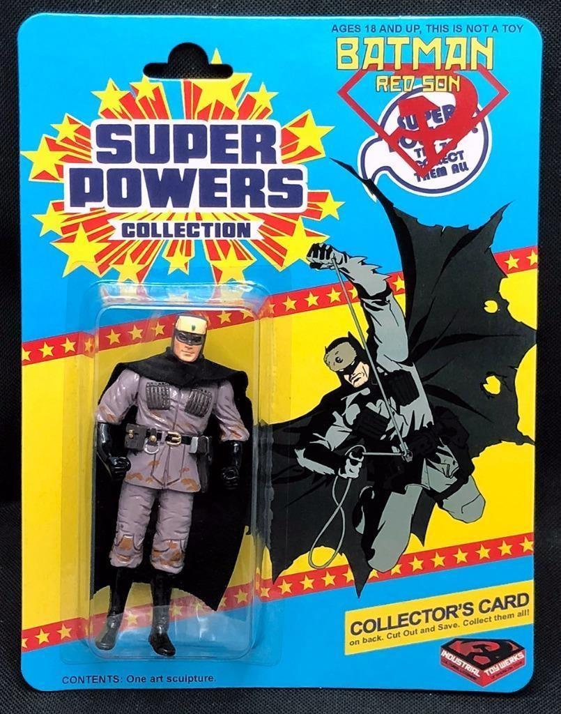 Batman (Super Powers figure) -- Red Son variant