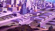 Metropolis as seen in Monolith of Evil