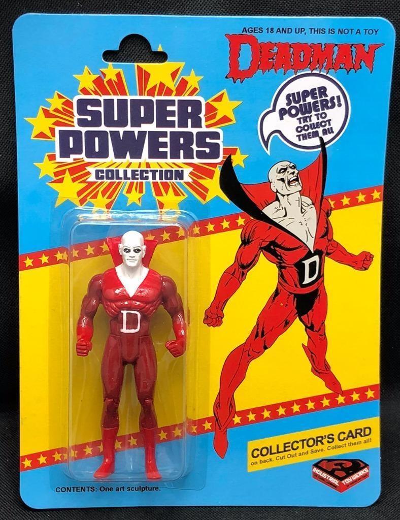 Deadman (Super Powers figure)
