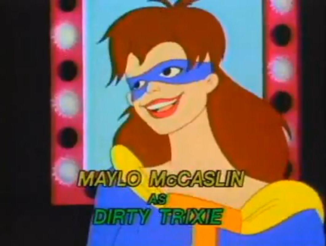 Dirty Trixie