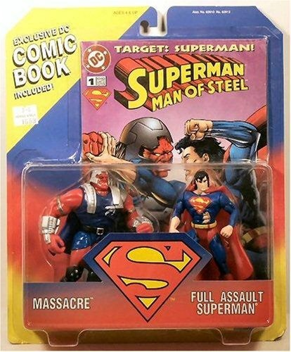Massacre vs Full Assault Superman