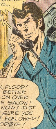 Eric (The Anguish of...the Spectre)