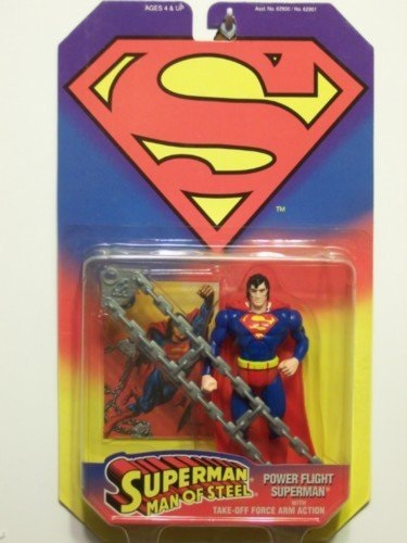 Power Flight Superman