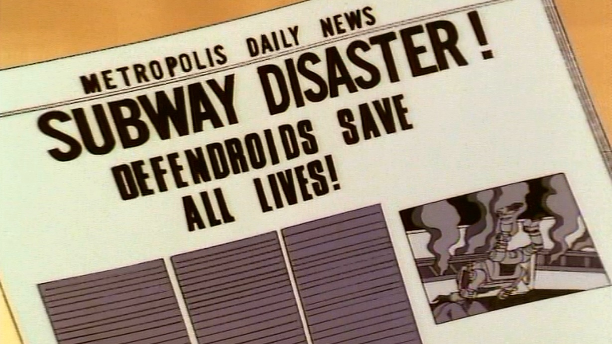 Metropolis Daily News