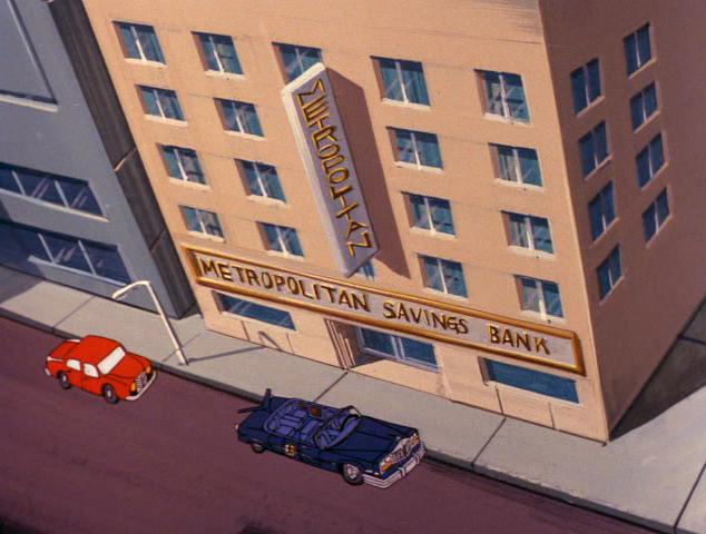 Metropolitan Savings Bank