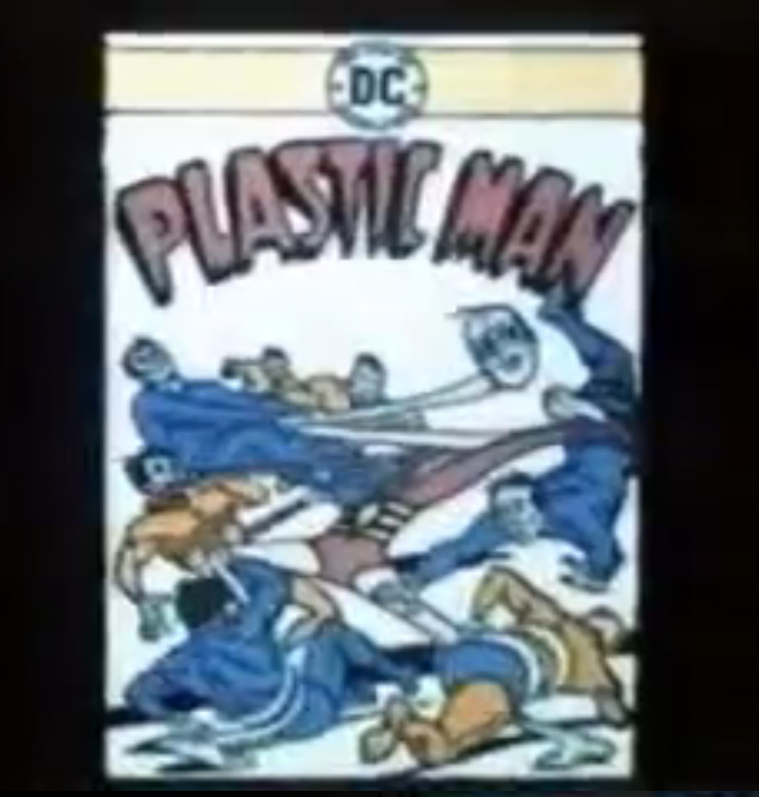 Plastic Man (TV series)