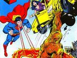 Superman Greek Comics
