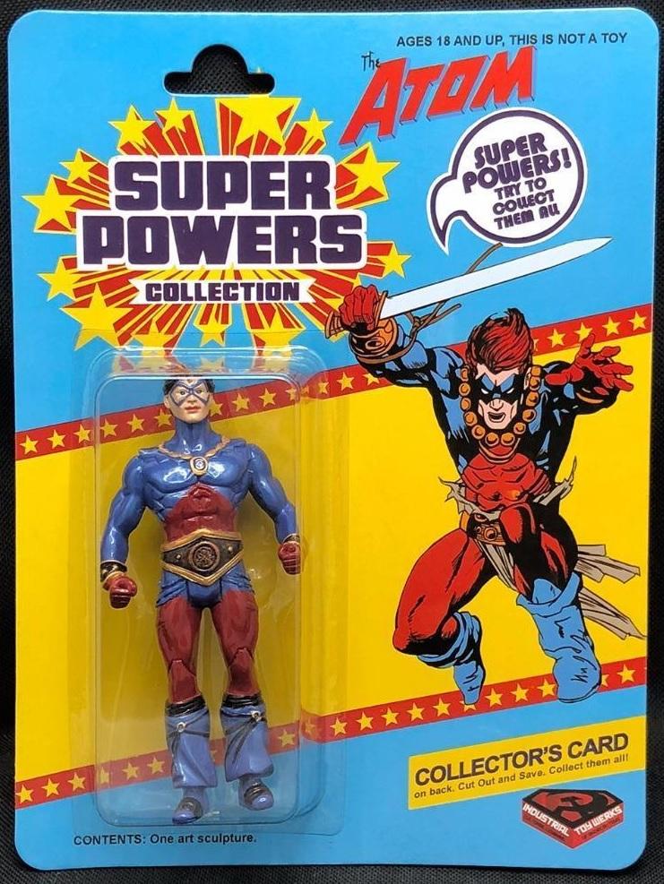 The Atom (Super Powers figure)