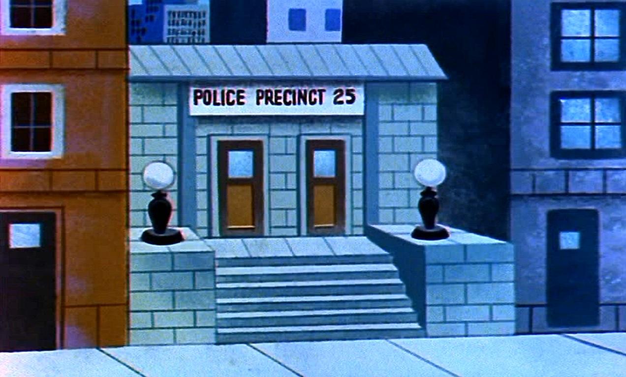 Metropolis Police Precinct 25