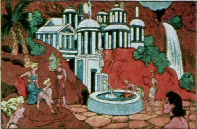 Paradise Island (Earth-2A)